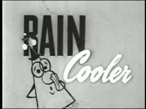 The Weather Man from the folks that made Colonel Bleep, comes some early '60s animation for local news outlets