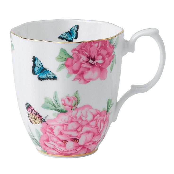 Miranda Kerr for Royal Albert Friendship Mug White