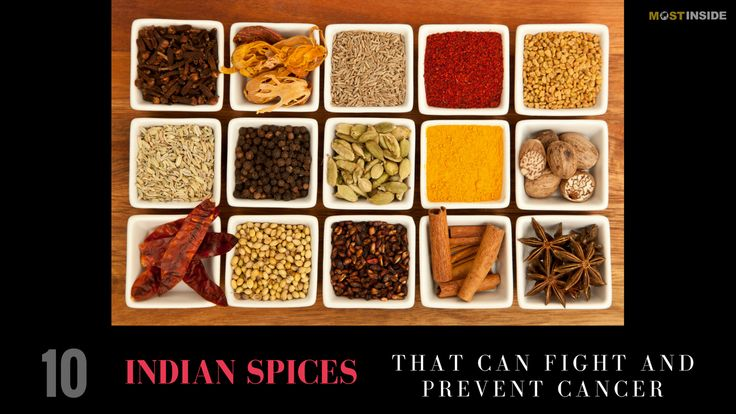10 Indian #Spices That Can Fight And Prevent #Cancer