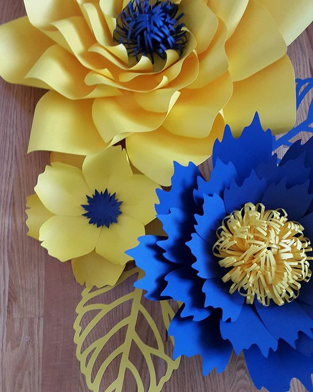 446 best paper flowers images on pinterest paper flowers paper from paper portrayals something colorful for kids sunday school class that blue flower almost looks scary tho mightylinksfo