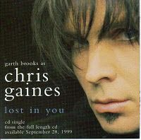Lost In You Garth Brooks as Chris Gaines Greatest Hits Capitol #5 1999