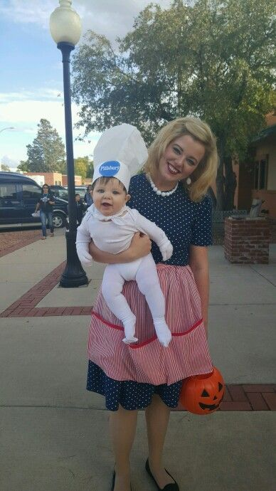 Mom And Baby Boy Halloween Costume Ideas.Mother Baby Halloween Costumes Ideas Tutorial At Domestic