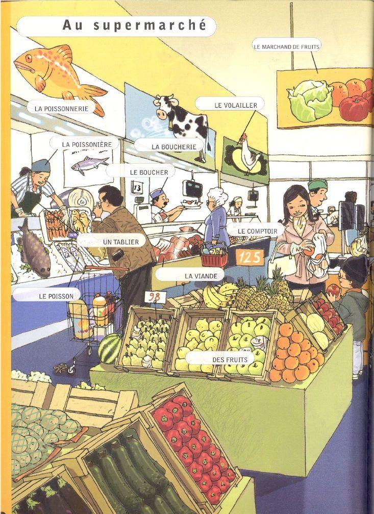 Au #supermarché