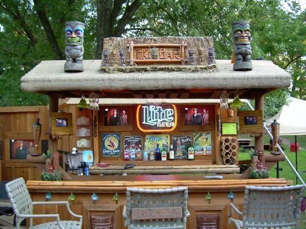 Backyard Tiki Lounge 2010 -- Tiki Central