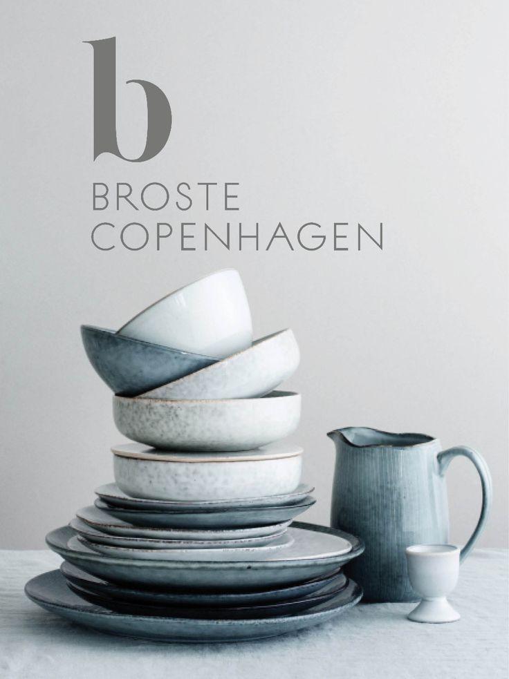 Wunderschönes Nordic Geschirr von Broste Copenhag…