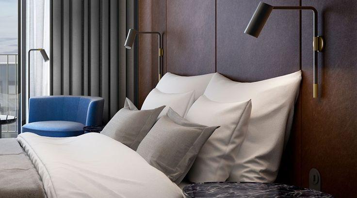 Pillows - Bed - At Six
