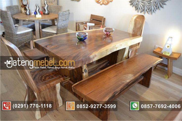 http://www.jatengmebel.com/meja-makan-kayu-suar-meh-2-kursi-2-bangku-panjang/