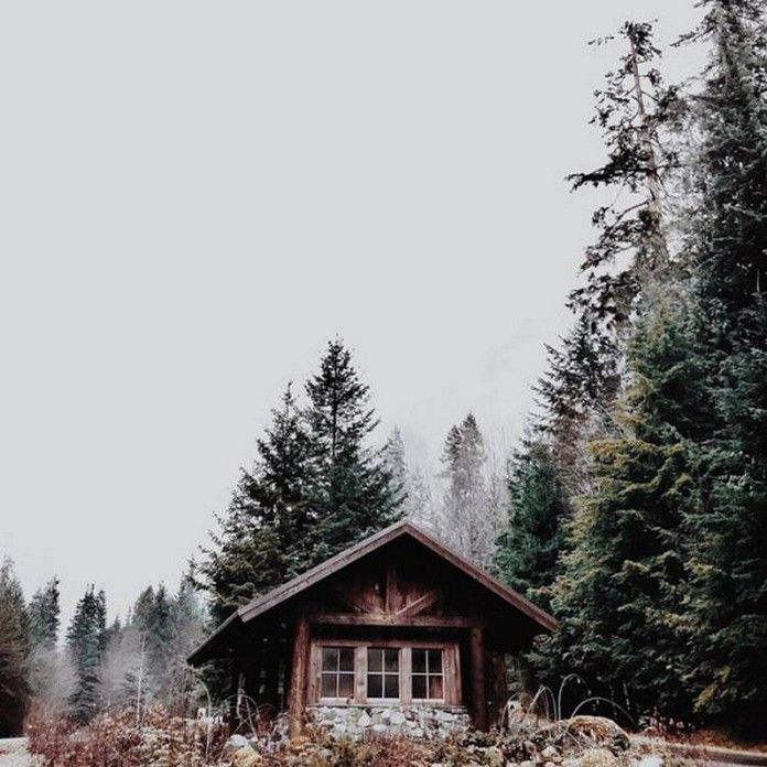 229 best Mountain house images on Pinterest | Cottage, Mountain ...