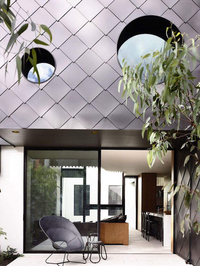 April and May| Kilda West House by Kennedy Nolan Architects