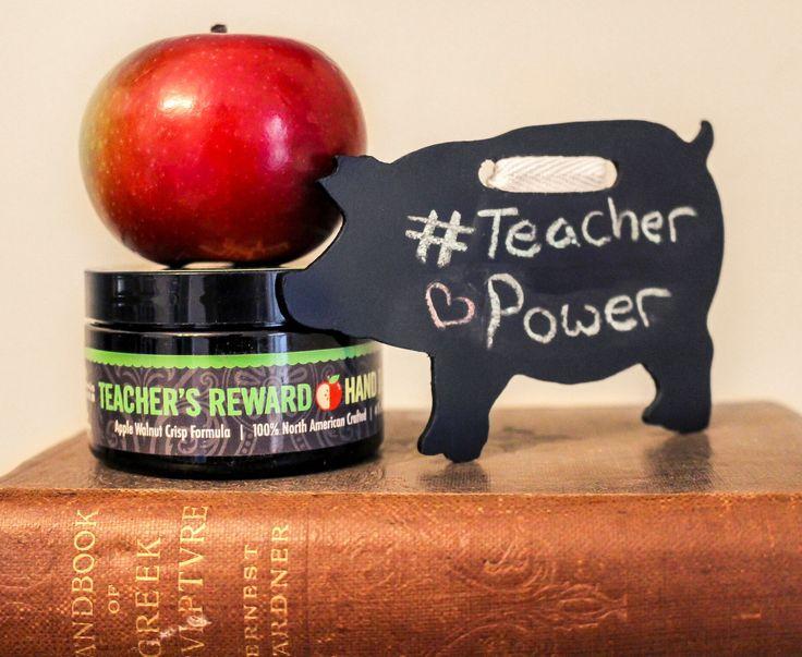 $18.  Teacher power! Raise your hand formula.  #TeacherPower #WomenSmellPretty #WaltonWoodFarm #HandRescue #UniqueGifts