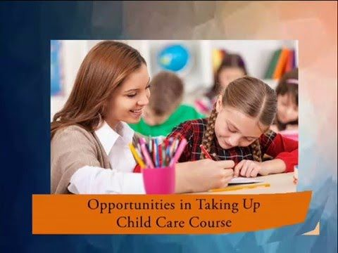 Click here - http://goo.gl/dPRlyM Once you have completed the necessary early childhood education and child care courses, you may pursue an Advanced Diploma ...