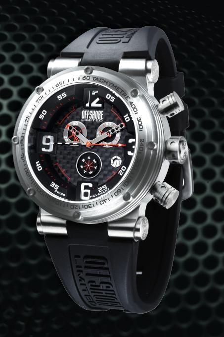 Offshore Limited Challenge Xl Metallic Black Watch