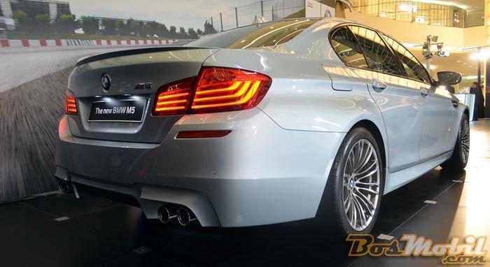 The New BMW M5 #BosMobil #BMW