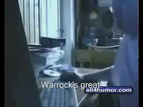 Funny video!! Angry German Kid Watching Warrock