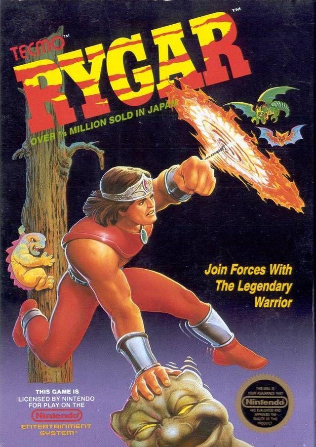 Rygar: NES