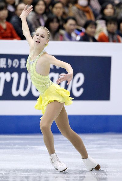 Polina Edmunds Photos - ISU Grand Prix of Figure Skating Final - Zimbio