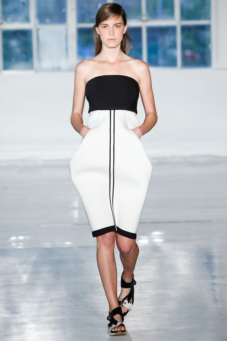 Zero + Maria Cornejo Spring 2015 Ready-to-Wear - Collection - Gallery - Look - Style.com