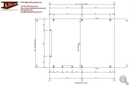 15' x 20' x 10' Steel Building for Sale - LEVEL 3 USA Made Strong w/ Fast Delivery, | LTH Steel Structures