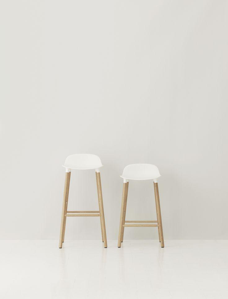 Form Barstool   Minimalistic designed barstool