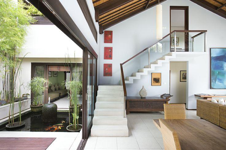 http://prestigebalivillas.com/bali_villas/villa_jemma/2/more_info/ Interior shot Villa Jemma to upstairs