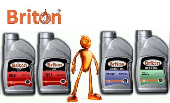 Britonoil Ltd providing Best motor oil Lubrication, Diesel Engine Oil, Hydraulic Oils, Transmitting Oils, all across the world.