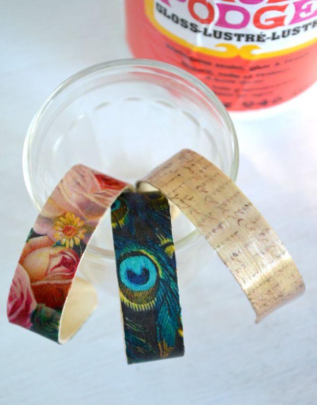 craft attitude popsicle stick bracelets yarat c pinterest schmuck accessoires. Black Bedroom Furniture Sets. Home Design Ideas
