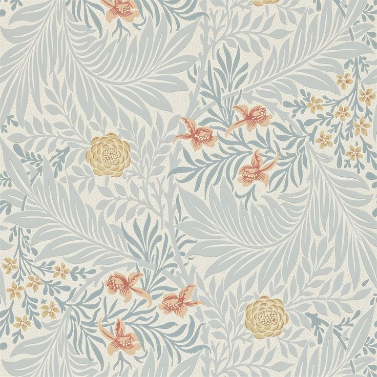 the original morris co arts and crafts fabrics and wallpaper designs by william - Wall Paper Designers