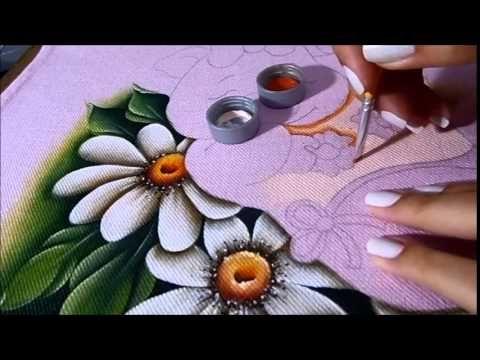 Eliana Rolim - Aula porquinha de Biquíni com flores parte 2 - YouTube