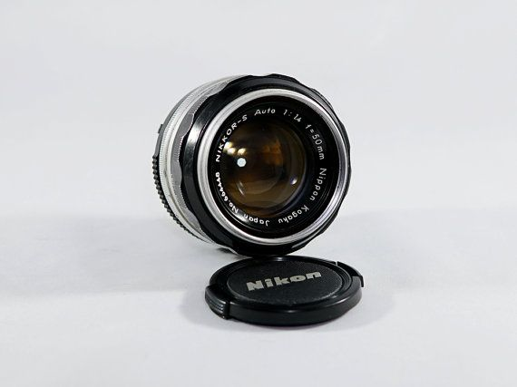 This Is An Outstanding Prime Nikon Nikkor S Series 50mm F1 4 Manual Focus Lens Very Desirable By Many Photographers Around The W Prime Lens Nikon Nikon Lenses