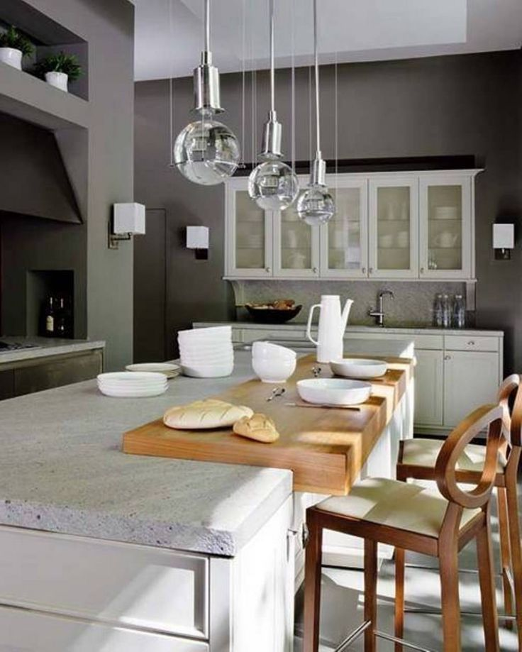 Pendant Lights For Kitchen Counter: Best 25+ Lights Over Island Ideas On Pinterest
