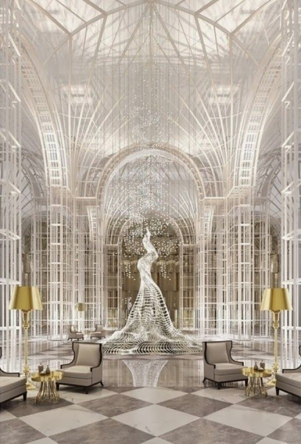 Dourados de julien macdonald caleidosc pios casas de for Design 8 hotel soest