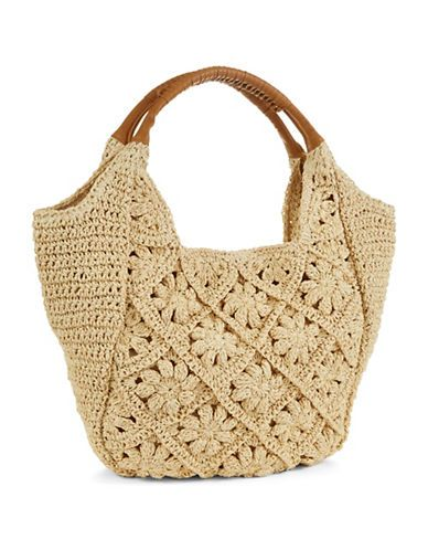 Crochet Hobo Bags | Lord and Taylor