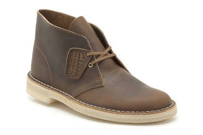 Clarks Desert Boot - Bienenwachs braun - Clarks Originals Herrenstiefel | Clarks
