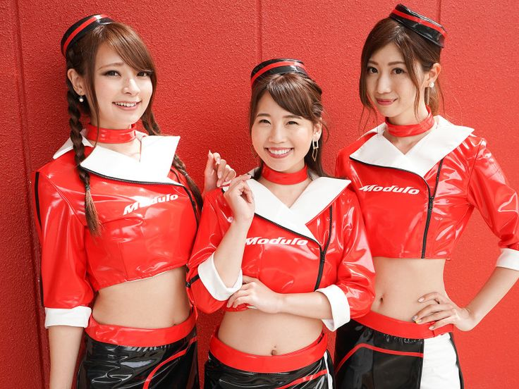 Toji no Miko Race Queen Mirja | 木寅ミルヤ【レースクイーン】 - YouTube