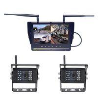Universal Heavy Duty Digital Wireless Backup Camera System
