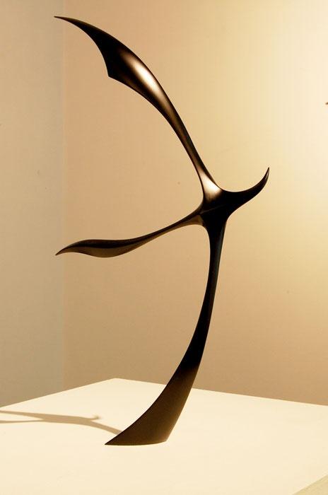 Silhouette '12 by MURATA Yoshihiko - Cutting the Air