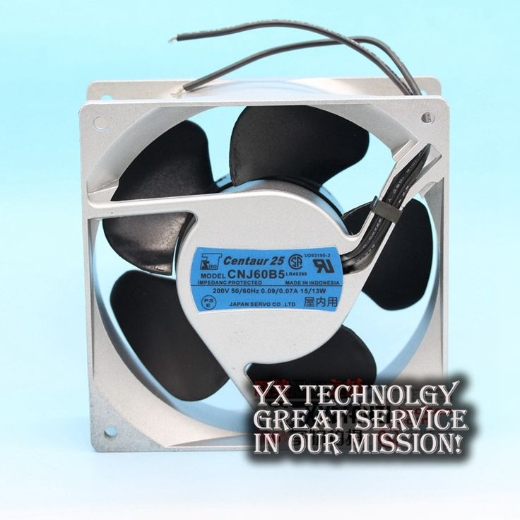 50.00$  Buy now - http://alitze.shopchina.info/go.php?t=32652535486 - 200V 15/13W 12CM CNJ60B5 12038 AC fan cooling fan 50.00$ #buyininternet