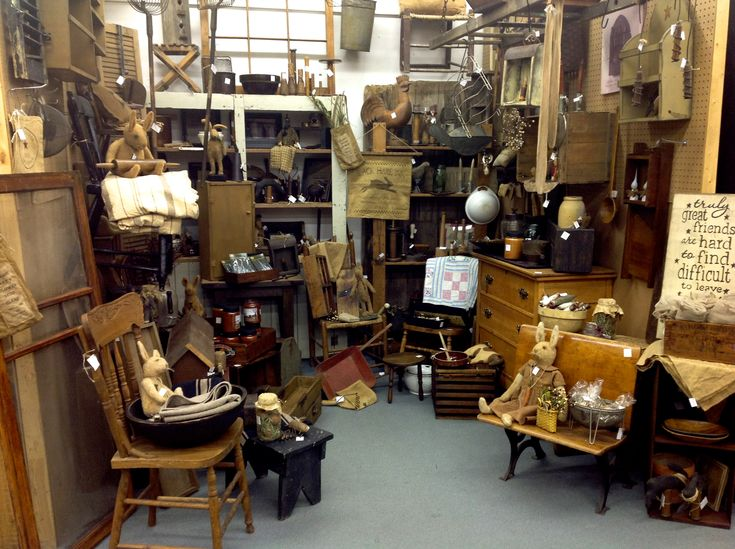 Booth at st jacobs antiques