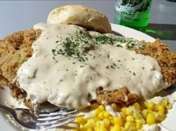 Country Fried Steak with SawMill Gravy | Moo Cow Food ...