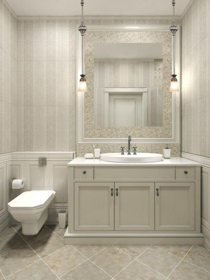 ❗️СОВЕТ ДИЗАЙНЕРА: Для освещения ванной комнаты совсем не обязательно выбирать потолочную люстру. Ее вполне могут заменить аккуратные светильники-подвесы, которые можно использовать в качестве бра. Обратите внимание на 🌟подвесы ВЕРСАЧЕ: основание серебряного оттенка, длинная ножка и вытянутый плафон цвета шампань преобразят любой интерьер!😍👍  В интерьере 🌟люстра ВЕРСАЧЕ: https://chiaro.ru/chiaro-versache-254015101/ 💰Цена на сайте: 10 580 рублей.  #Люстра #КлассическаяЛюстра…