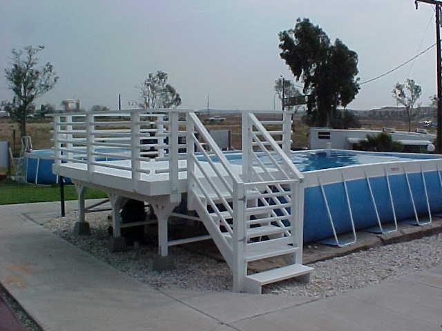 17 Best Images About Landscape Pool Decks On Pinterest Patio Deck Designs Pools And Deck