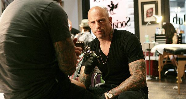 This weeks Artist Spotlight is on Ami James of Love Hate Tattoo Studios in Miami and Wooster Street Social Club in NYC. Ami has been in the tattoo scene since the early 90′s and broke the barrier of taboo by launching Miami Ink on TLC in 2005.