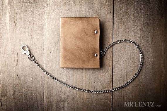Hey, I found this really awesome Etsy listing at https://www.etsy.com/listing/197230520/mens-leather-chain-wallet-mens-chain