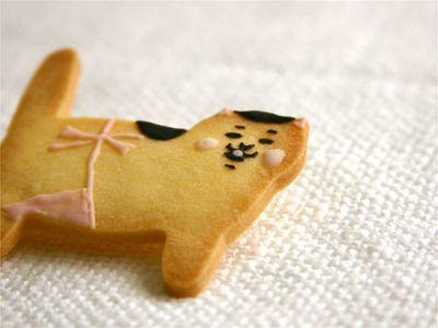 猫村さんクッキー