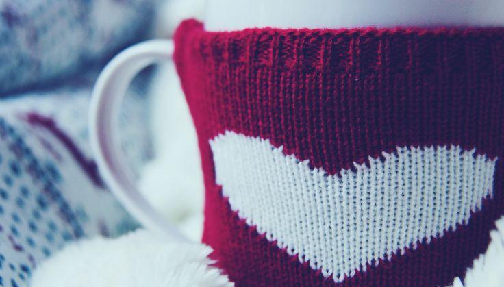 Sweater winter mug, I am in love ! :)