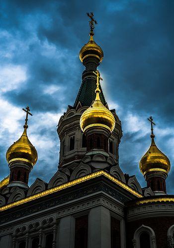russian-orthodox church, vienna, austria