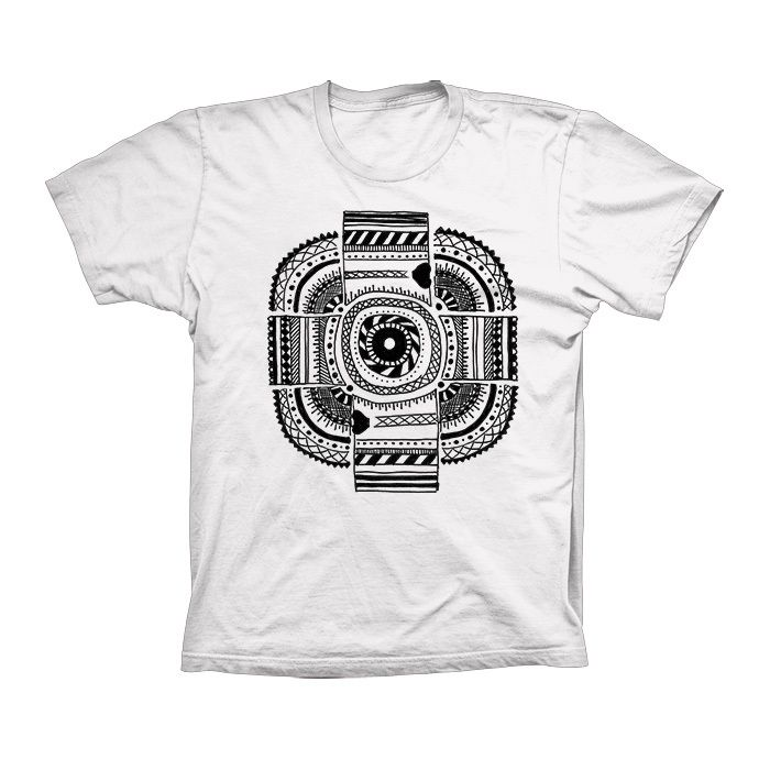 Catcher T-Shirt. Black print on white 100% Deluxe combed ring-spun cotton t-shirt. . $20.00 Click here: http://store.theinprint.com/product/catcher #dreamcatcher