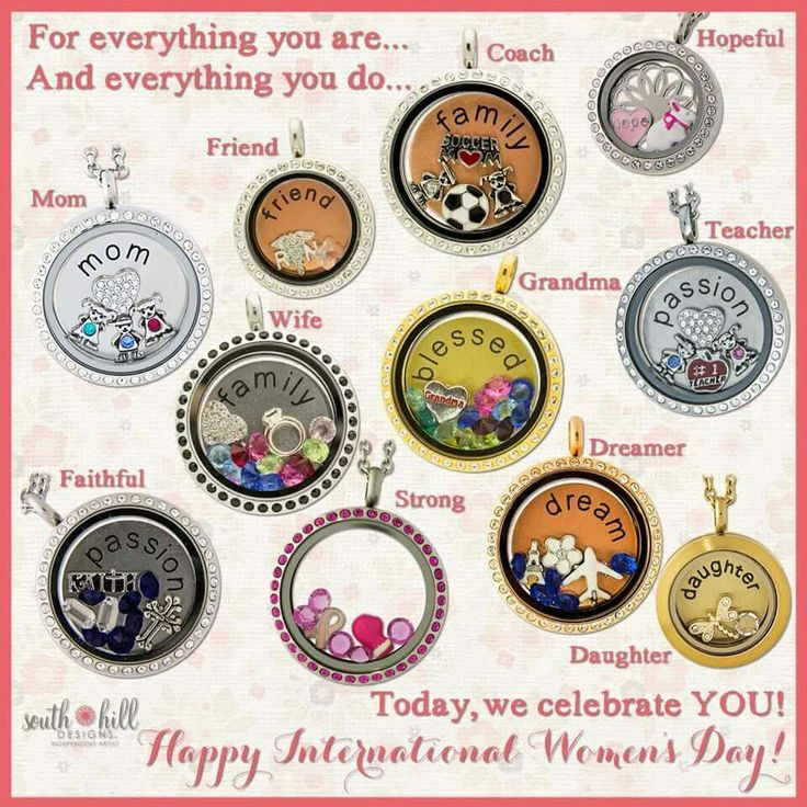 Happy Women's Day  www.southhilldesigns.com/izzydesigns