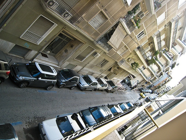 parking in Athens