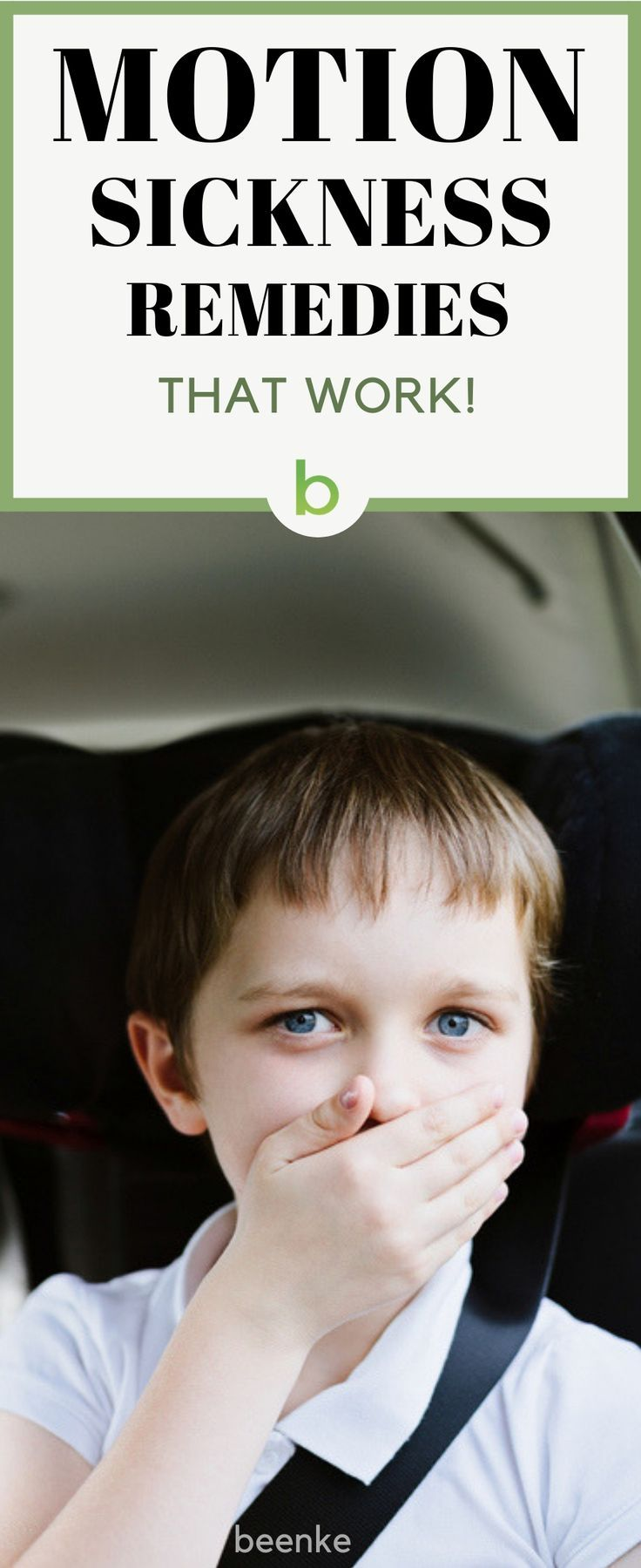 How To Get Rid Of Nausea From Car Sickness
